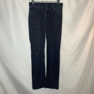 7 For All Mankind Womens Black Jeans Size 29